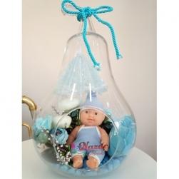 Bebek Doğum Teraryum Yapay Çiçek