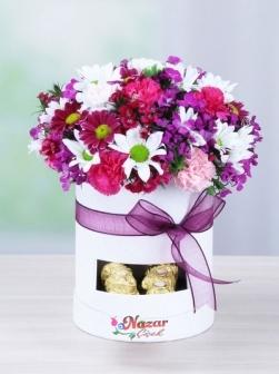Kır Çiçekleri ve Çikolata