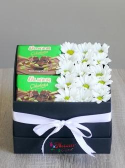 Kutuda Çikolata ve Papatya